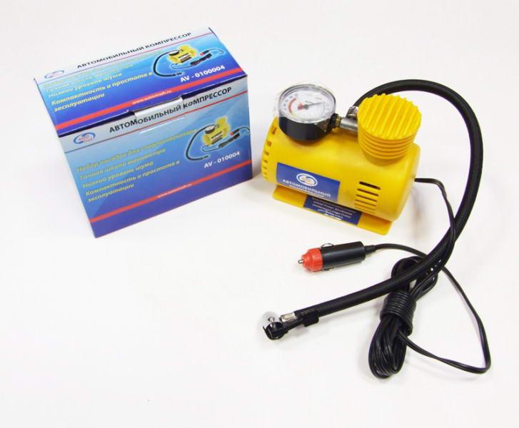 компрессор для накачки лодок и шин