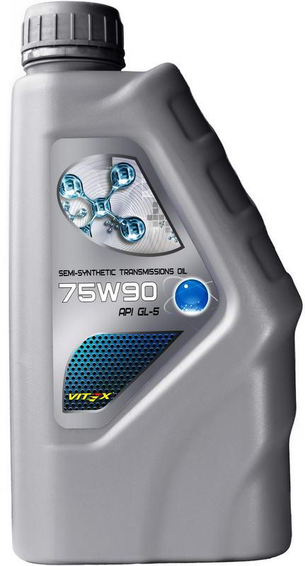 Vitex 75w90 GL-4/5 (п/синт) 1л